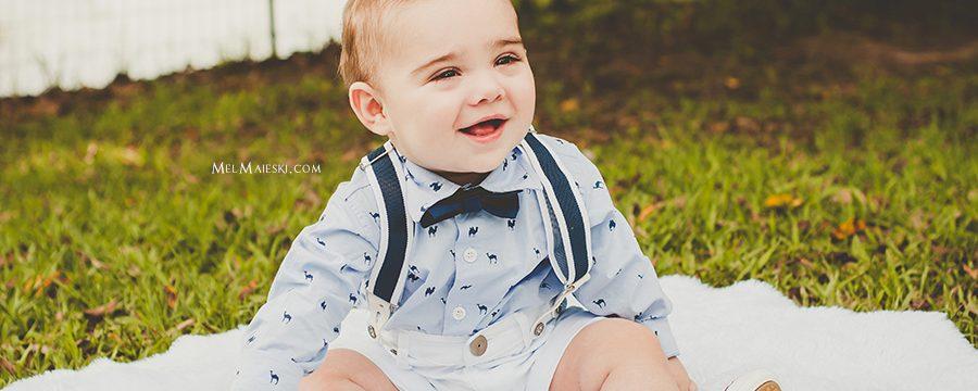 Benjamin   8 meses