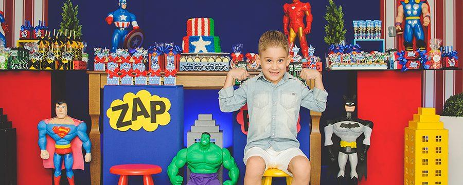 Aniversário João Victor | 6 anos